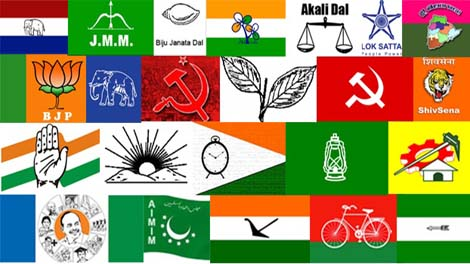 Indian-Political-Parties-Logo